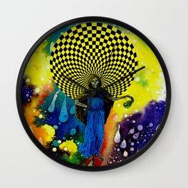 Death by Michael Moffa Wall Clock