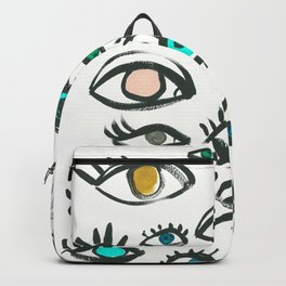 Pop Eyes Backpack