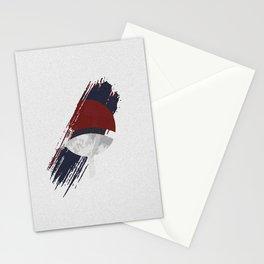 Uchiha Clan Patch Stationery Cards