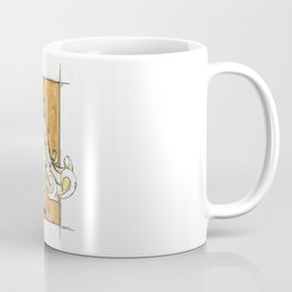 Horse Tea Painting 1 Coffee Mug