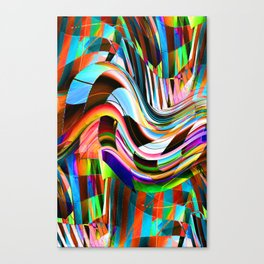 S Q U I S T Canvas Print