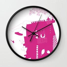 lo-cura Wall Clock