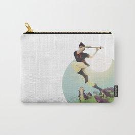 Viridian Flutist Carry-All Pouch