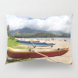 outrigger canoe Pillow Sham