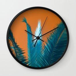 INFRAPALMS - 02 Wall Clock