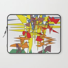 Abstract 4. sunrise Laptop Sleeve