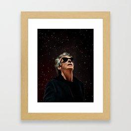 Doctor Funkenstein Framed Art Print