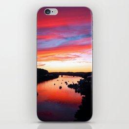 Charleston Sunset iPhone Skin