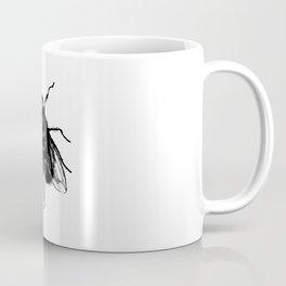 Drawing house-fly Coffee Mug