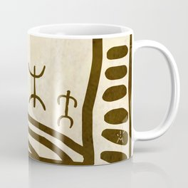 Ethnic 3 Canary Islands Coffee Mug