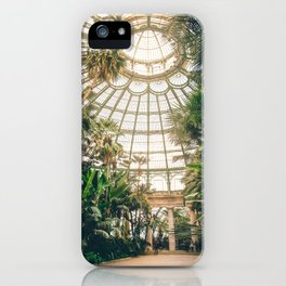Royal Greenhouses II iPhone Case