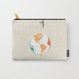 Fill your world with colors Carry-All Pouch