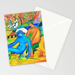 Il conforto dell'artista - the artist's comfort Stationery Cards