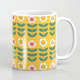 Pyrex Flowers Coffee Mug