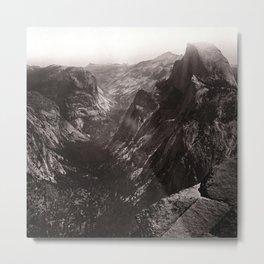 Half Dome, Yosemite Valley, California Metal Print