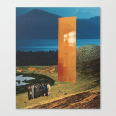the impasse Canvas Print
