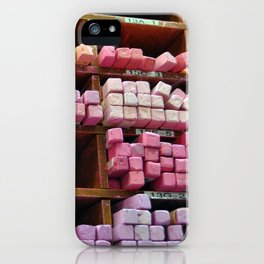 Pastels iPhone Case