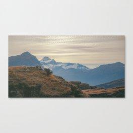 An Aspiring View Canvas Print
