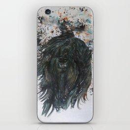 Harker The Tibetan Terrier iPhone Skin
