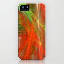Disco Lights (A7 B0217) iPhone Case