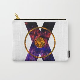 Skull X Carry-All Pouch
