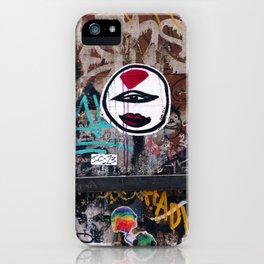 STREET ART #11 iPhone Case