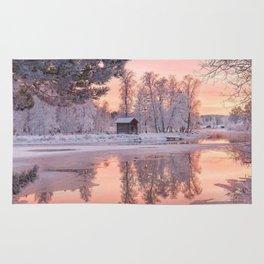 WINTER SCENE-3118/1 Rug