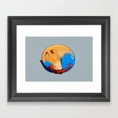 Foal Framed Art Print