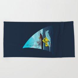 Jaws: The Orca Beach Towel