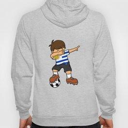 Uruguay Soccer Ball Dabbing Kid Uruguayan Football 2018 Hoody