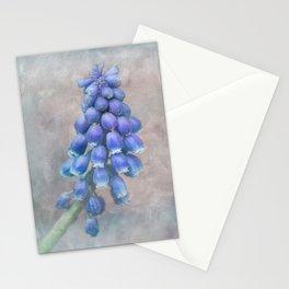 Moody Muscari Stationery Cards