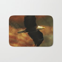 American Eagle Bath Mat