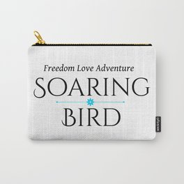 Soaring Bird Carry-All Pouch