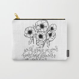 Anemonies Carry-All Pouch