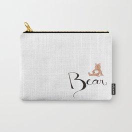B like Bear Carry-All Pouch