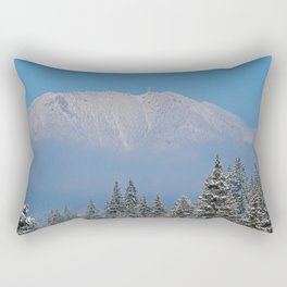 Room with a view Rectangular Pillow