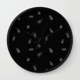 Bugs: A Coding Error in a Computer Program Wall Clock