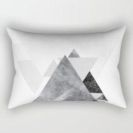 GEOMETRIC SERIES II Rectangular Pillow