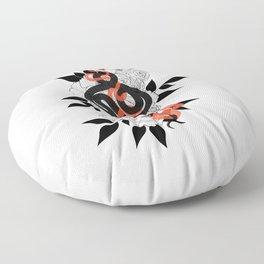Intertwined Floor Pillow