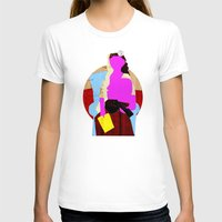 picasso T-shirts featuring Picasso Woman by Marko Köppe
