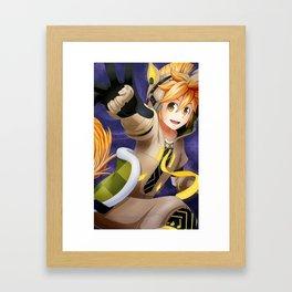 Ultimate Len Framed Art Print