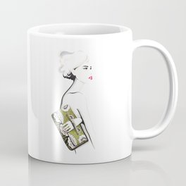 Valentino Clutch Coffee Mug