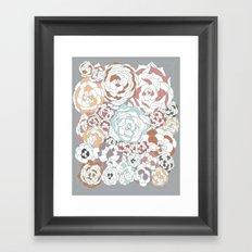 House Leeks  Framed Art Print
