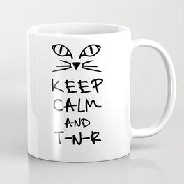 BX Feral Cat Care - Keep Calm and TNR Coffee Mug