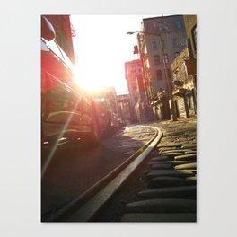 CobbleStone I Canvas Print