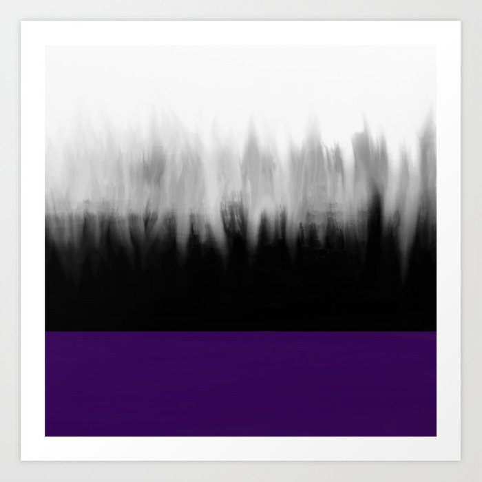 Asexual spectrum flags