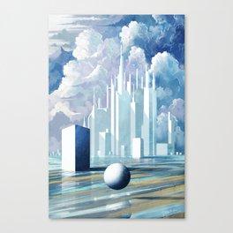 Sphere Canvas Print