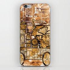 The Train iPhone & iPod Skin