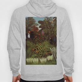 "Henri Rousseau ""Exotic landscape"", 1908 Hoody"