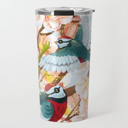 The seasons | Spring birds Travel Mug